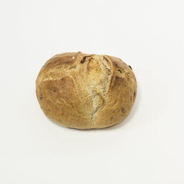 Pan de pasas nueces